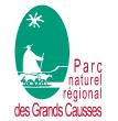 Logo du Parc naturel Regional des Grands Causses et Cévènnes