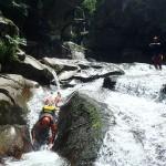 Canyon du Tapoul : Toboggan