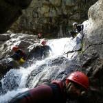 Tapoul : Descente cascade